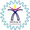 Indian Institute of Information Technology Design & Manufacturing, [IIITDM] Chennai
