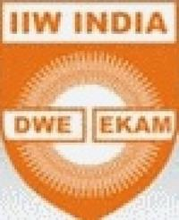 Indian Institute of Welding, [IIW] Bangalore logo