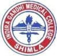 Indira Gandhi Medical College, [IGMC] Shimla logo