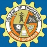 Indra Ganesan College of Engineering, [IGCE] Thiruchirapalli logo