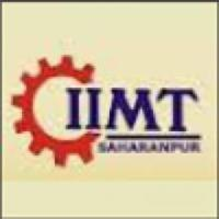 Indraprastha Institute of Management & Technology, [IIMT] Saharanpur