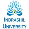 Indrashil University, [IU] Mehsana logo