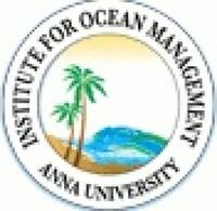 Institute for Ocean Management, [IOM] Chennai logo