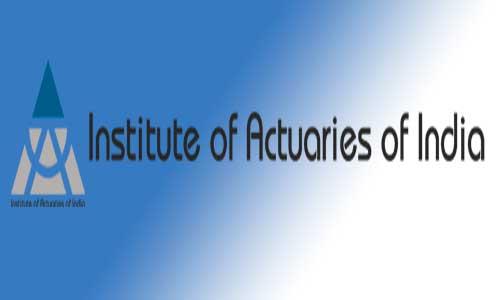 Institute of Actuaries of India, [IAI] Mumbai logo