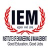 Institute of Engineering and Management, [IEM] Kolkata logo
