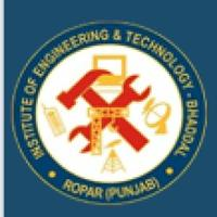Institute of Engineering and Technology, [IET] Ropar