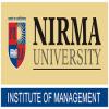 Institute of Law, Nirma University, Ahmedabad logo