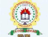 Institute of Management and Technology, [IMT] Faridabad logo