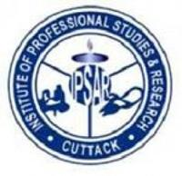 Institute of Professional Studies and Research , [IPSAR] Cuttack logo