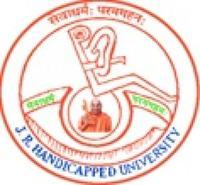 Jagadguru Rambhadracharya Handicapped University, Chitrakoot logo