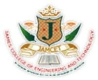 James College of Engineering and Technology, [JCET] Kanyakumari logo