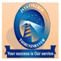 Jaya College of Arts and Science, [JCAS] Chennai logo