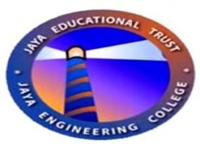 Jaya Engineering College, [JEC] Chennai logo