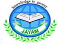 Jayam College of Engineering and Technology, [JCET] Dharmapuri logo