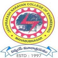 Jayaprakash Narayan College of Engineering, [JNCE] Mahbubnagar