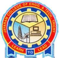 Jayaram College of Engineering and Technology, [JCET] Tiruchirappalli logo