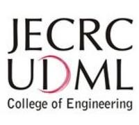 JECRC UDML College of Engineering, [JECRCUDMLCE] Jaipur logo