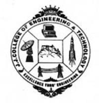 JJ College of Engineering and Technology, [JJCET] Thiruchirapalli logo