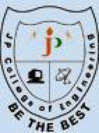 JP College of Engineering, [JPCE] Tiruchirappalli logo