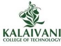 Kalaivani College of Technology, [KCT] Coimbatore logo