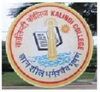 Kalindi College, Delhi University logo