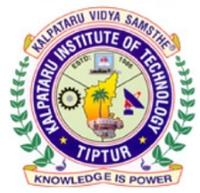 Kalpataru Institute of Technology, [KIT] Tiptur logo