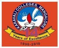 Karavali College, [KC] Mangalore logo