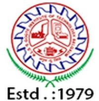 Karnataka Law Societys Gogte Institute of Technology, [KLSGIT] Belgaum logo