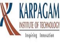 Karpagam Institute of Technology, [KIT] Coimbatore logo