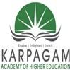 Karpagam University, Coimbatore logo
