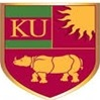 Kaziranga University, Jorhat logo