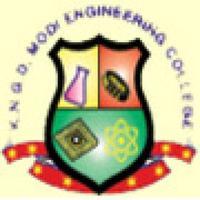 Kedar Nath Ginni Devi Modi Engineering College, [KNGDMEC] Modinagar logo