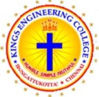 Kings Engineering College, [KEC] Kanchipuram logo