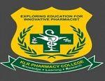 KLR Pharmacy College, Khammam logo
