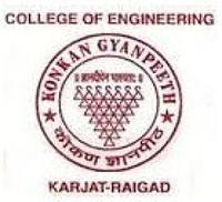 Konkan Gyanpeeth College of Engineering, [KGCE] Raigad logo