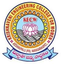 Krishnaveni Engineering College for Women, [KECW] Guntur logo