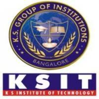 KS Institute of Technology, [KSIT] Bangalore logo