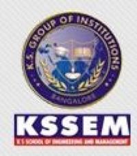 KS School of Engineering and Management, [KSSEM] Bangalore logo