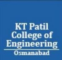 KT Patil College of Engineering, [KTPCE] Osmanabad