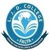 L.J.D College, Falta logo