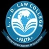 L.J.D Law College, Falta logo