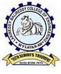 Lakireddy Bali Reddy College of Engineering , [LBRCE] Krishna