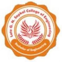 Late GN Sapkal College of Engineering, [LGNSCE] Nasik logo