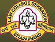 Law College Dehradun, Dehradun logo