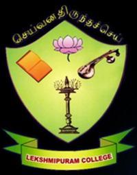 Lekshmipuram College of Arts and Science, [LCAS] Kanyakumari logo