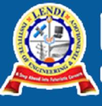 Lendi Institute of Engineering and Technology, [LIET] Vizianagaram