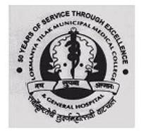 Lokmanya Tilak Municipal Medical College, [LTMMC] Mumbai logo