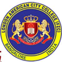 London American City College, [LAAC] Koramangala logo