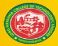 Lord Krishna College of Technology, [LKCT] Indore logo