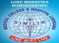 Lord Mahavira Homoeopathic Medical College and Hospital, [LMHMCAH] Ludhiana logo